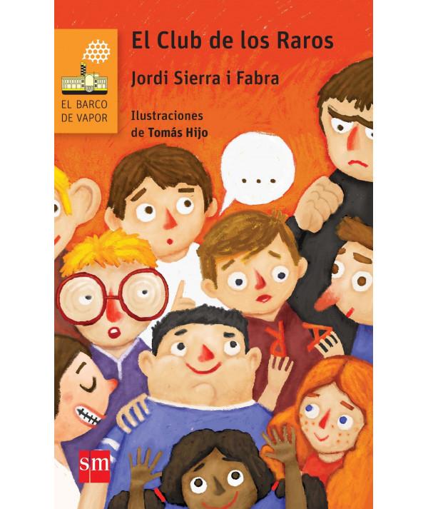 EL CLUB DE LOS RAROS Infantil
