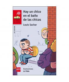 HAY UN CHICO EN EL BAÑO DE LAS CHICAS Infantil