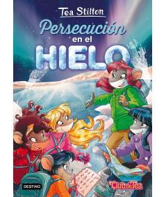 TEA STILTON 26 PERSECUCION EN EL HIELO Infantil