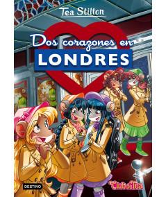 TEA STILTON 28 DOS CORAZONES EN LONDRES Infantil