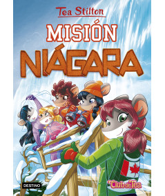TEA STILTON 29 MISION NIAGARA Infantil