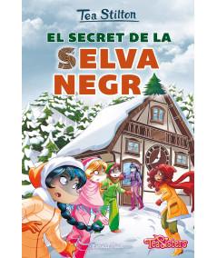 TEA STILTON 35 EL SECRETO DE LA SELVA NEGRA Infantil