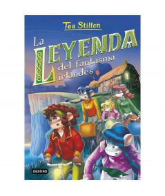 TEA STILTON 41 LA LEYENDA DEL FANTASMA IRLANDES Infantil