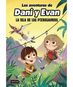Las aventuras de Dani y Evan. La isla de los pterosaurios Infantil