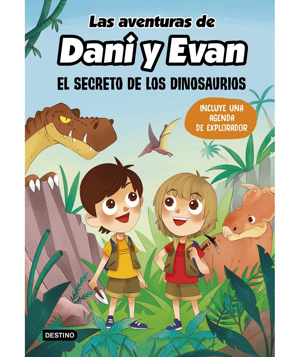 Las aventuras de Dani y Evan. El secreto de los dinosaurios Infantil