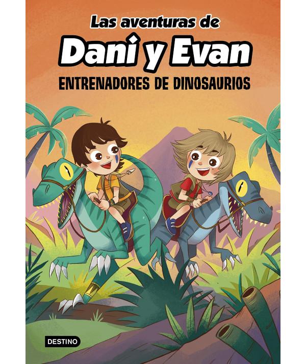 Las aventuras de Dani y Evan. Entrenadores de dinosaurios Infantil
