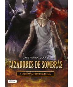 CAZADORES DE SOMBRAS 6. CIUDAD DEL FUEGO CELESTIAL Juvenil