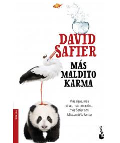 MÁS MALDITO KARMA. DAVID SAFIER Fondo General