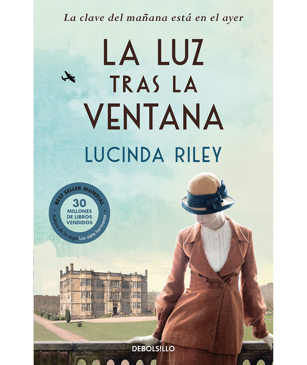 LA LUZ TRAS LA VENTANA. LUCINDA RILEY Fondo General