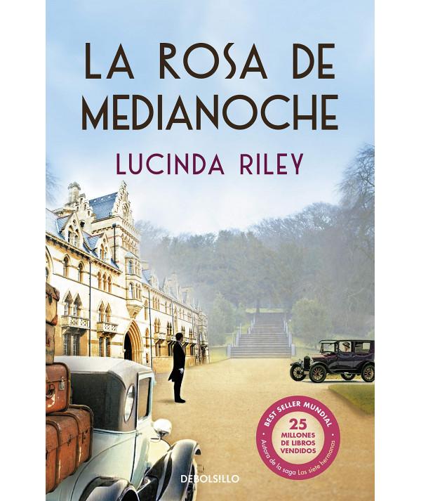 LA ROSA DE MEDIANOCHE. LUCINDA RILEY Fondo General