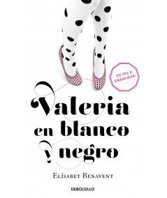 VALERIA EN BLANCO Y NEGRO. ELISABET BENAVENT Fondo General