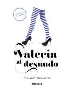 VALERIA AL DESNUDO. ELSABET BENAVENT Fondo General