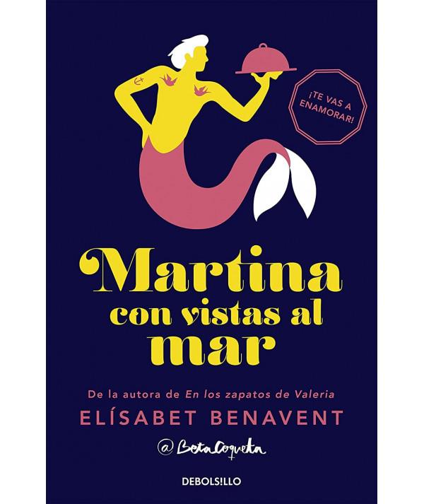 MARTINA CON VISTAS AL MAR. ELISABET BENAVENT Fondo General