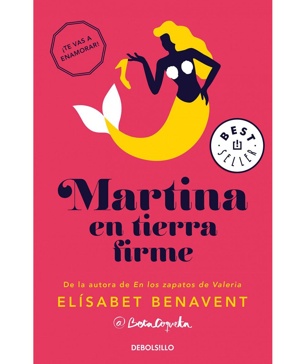 MARTINA EN TIERRA FIRME. ELISABET BENAVENT Fondo General