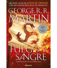 Fuego y Sangre (Canción de hielo y fuego). GEORGE MARTIN Fondo General