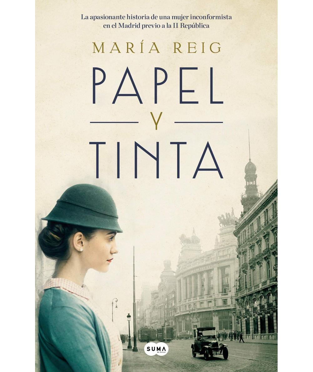 PAPEL Y TINTA. MARIA REIG Fondo General