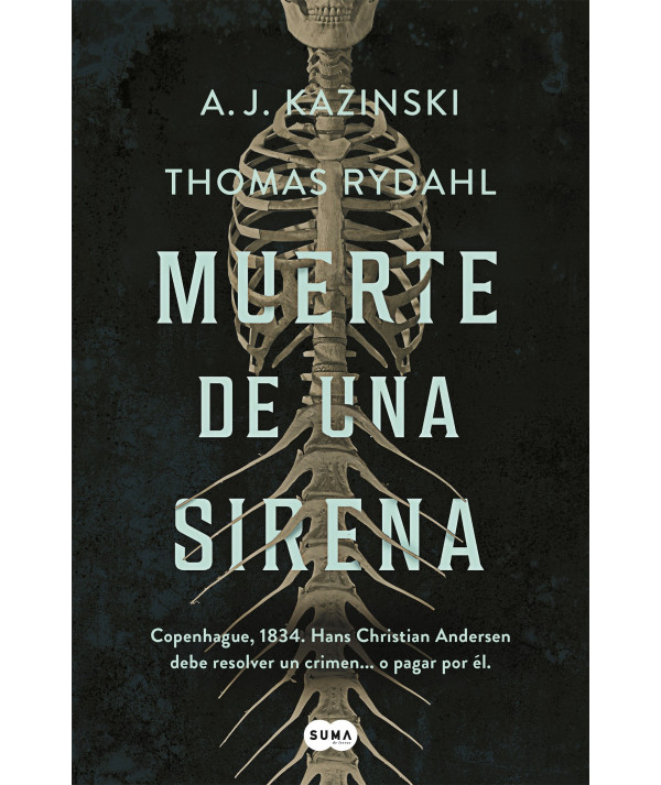 MUERTE DE UNA SIRENA. A.J. KAZINSKI Novedades