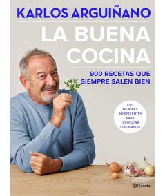 LA BUENA COCINA. CARLOS ARGUIÑANO Novedades