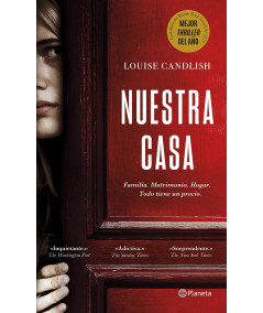 NUESTRA CASA. LOUISE CANDLISH Novedades