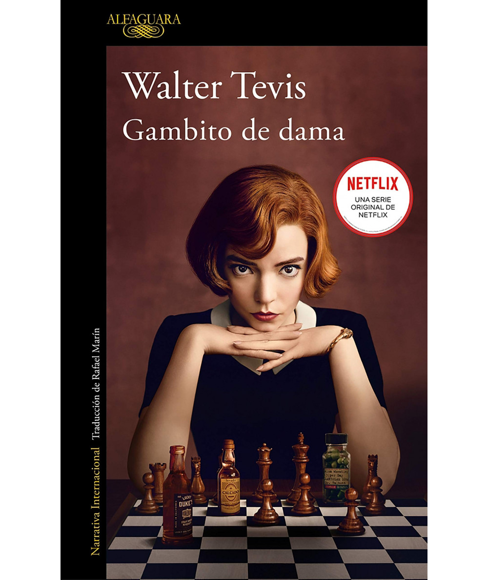GAMBITO DE DAMA. WALTER TEVIS Novedades