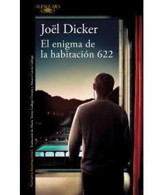 EL ENIGMA DE LA HABITACION 622. JOEL DICKER Fondo General
