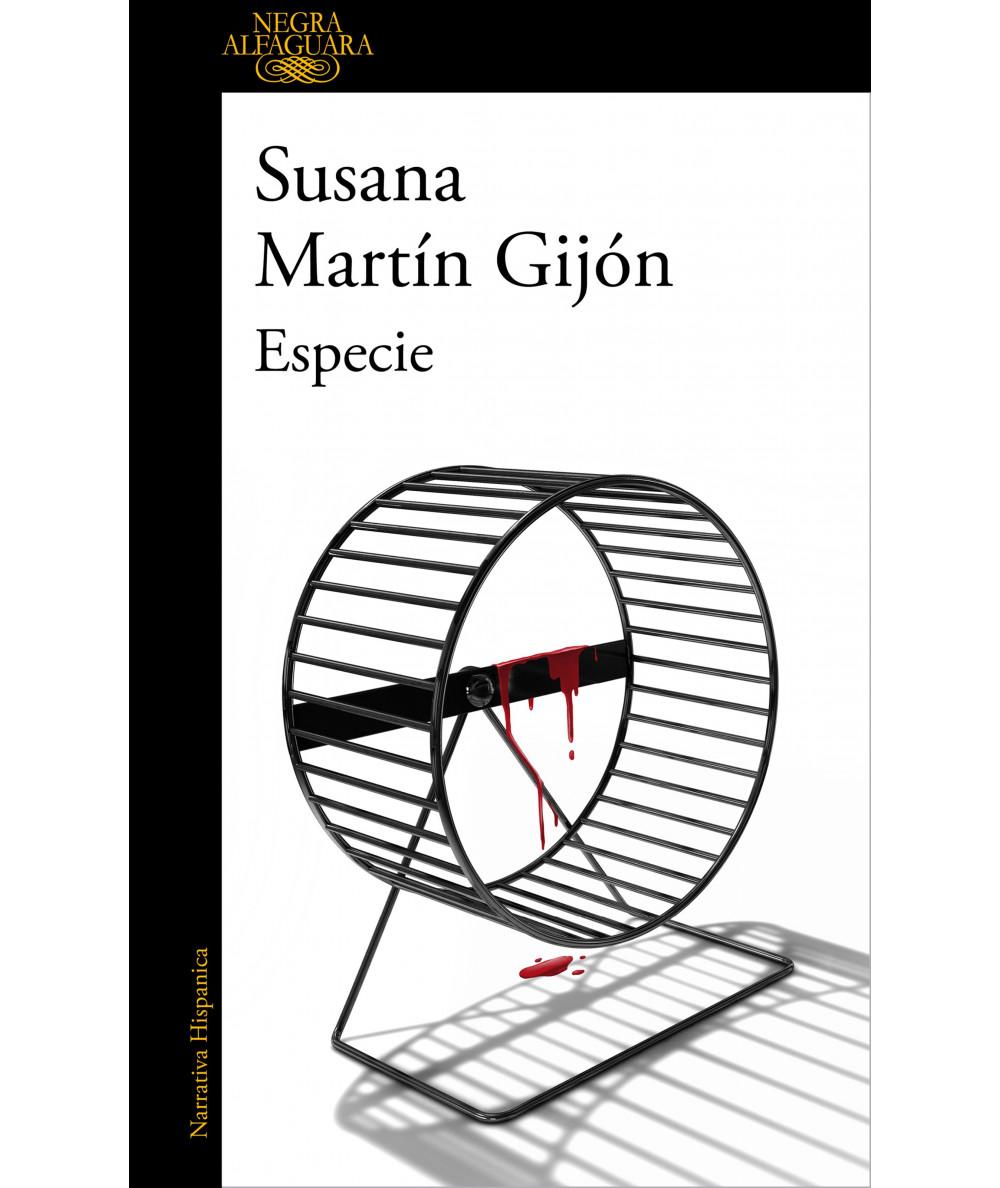 ESPECIE. SUSANA MARTIN GIJON Novedades