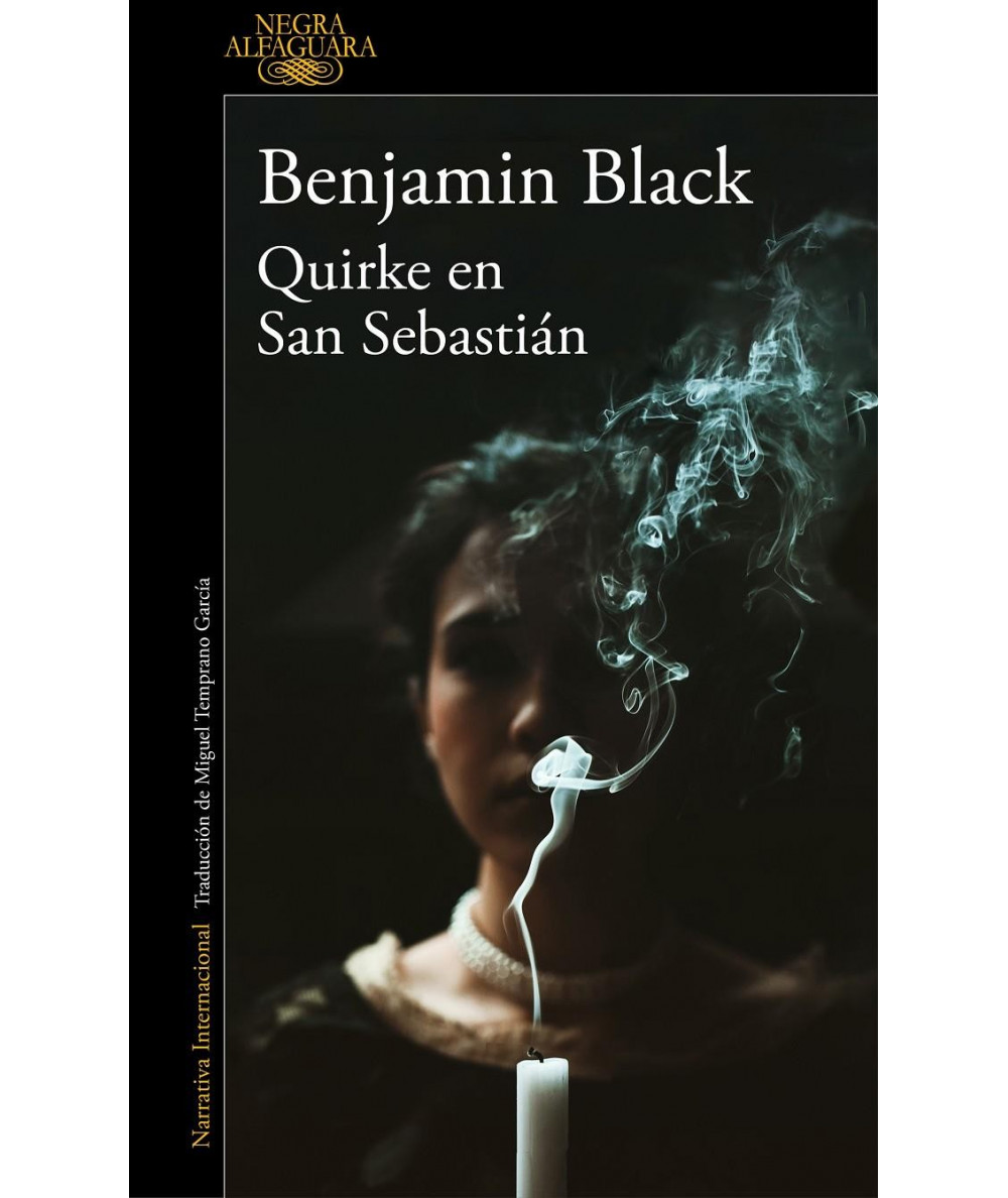 QUIRKE EN SAN SEBASTIAN. BENJAMIN BLACK Novedades