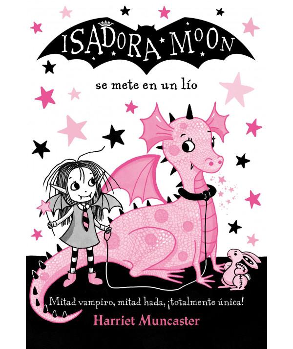 ISADORA MOON SE METE EN UN LIO Infantil