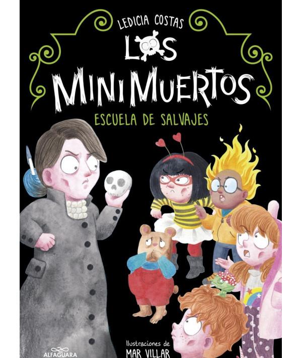 LOS MINIMUERTOS 3. ESCUELA DE SALVAJES Infantil