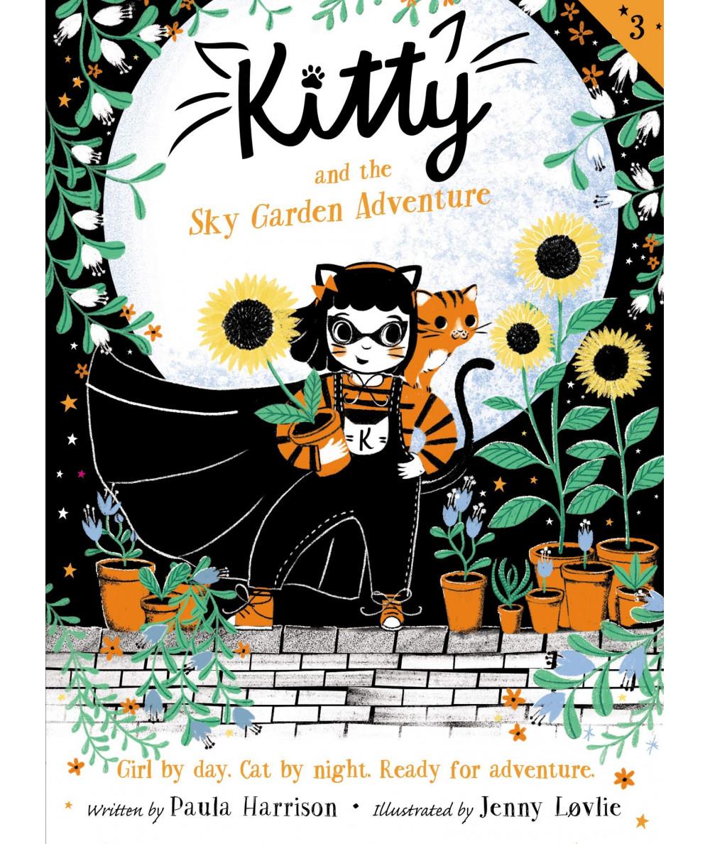 KITTY Y EL SECRETO DEL JARDIN Infantil