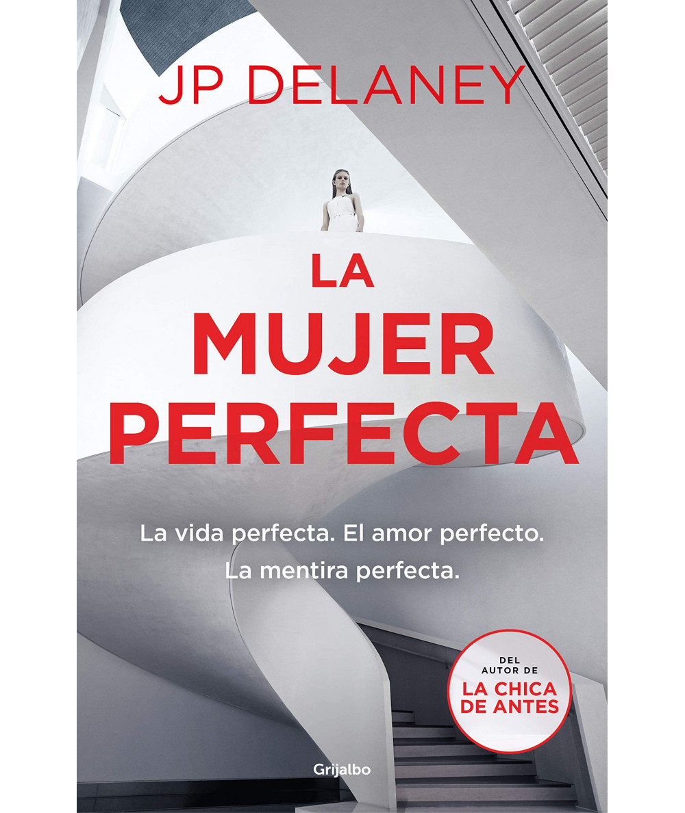 LA MUJER PERFECTA. J.P. DELANEY Novedades