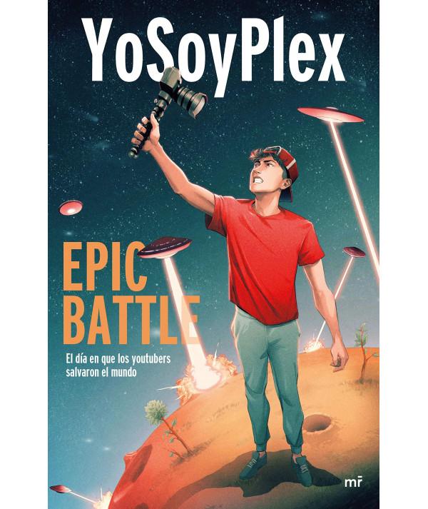 EPIC BATTLE. YOSOYPLEX Juvenil