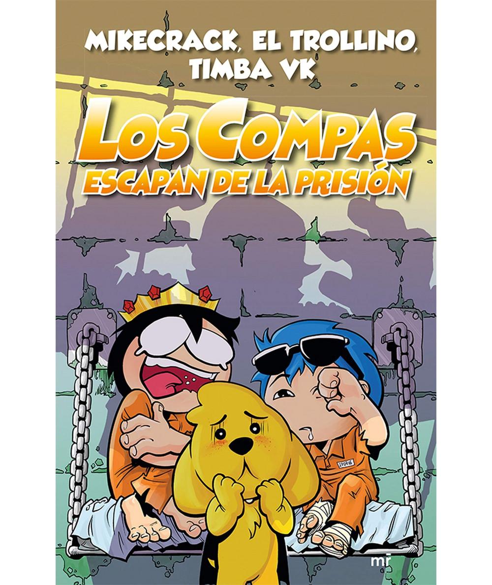 LOS COMPAS ESCAPAN DE LA PRISION Infantil
