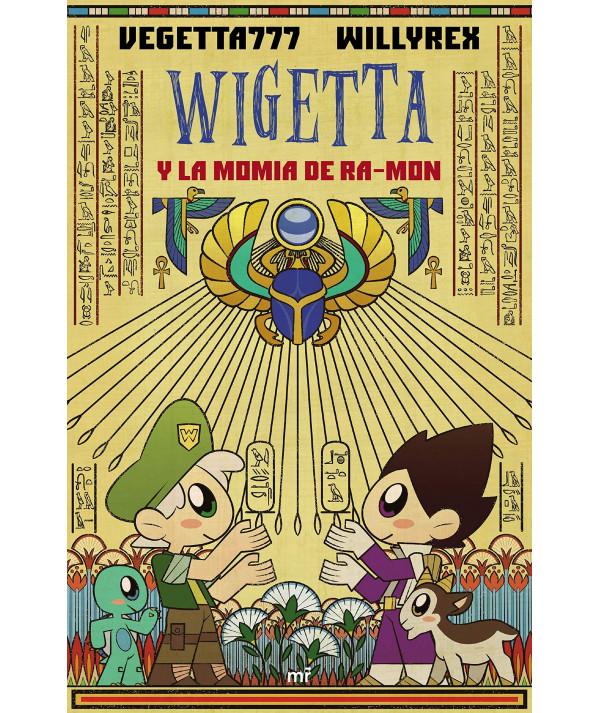 WIGETTA Y LA MOMIA DE RA-MON Infantil