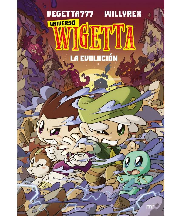 UNIVERSO WIGETTA 2. LA EVOLUCION Infantil