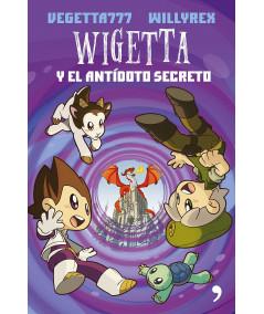 WIGETTA Y EL ANTIDOTO SECRETO Infantil