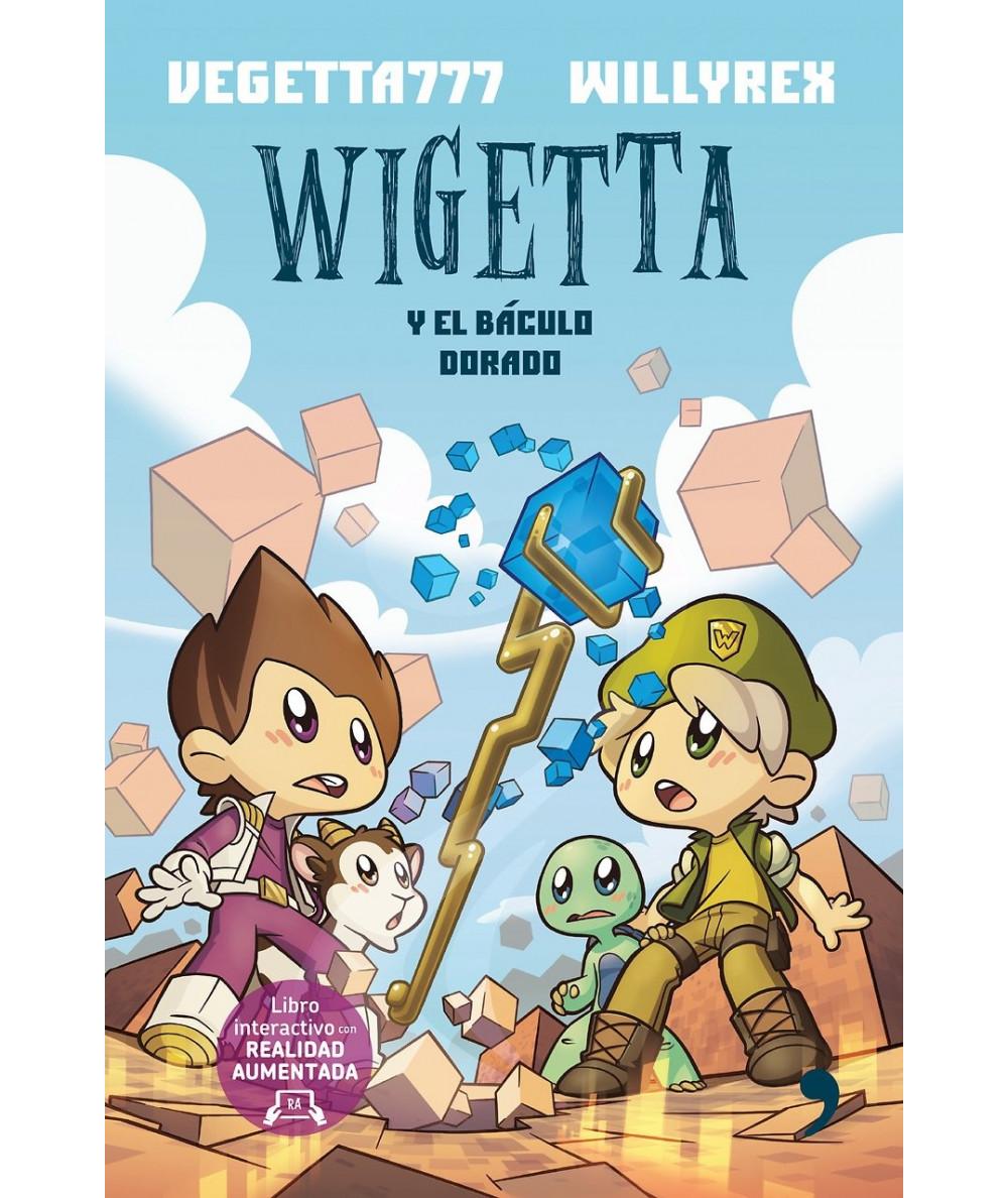 WIGETTA Y EL BACULO DORADO Infantil