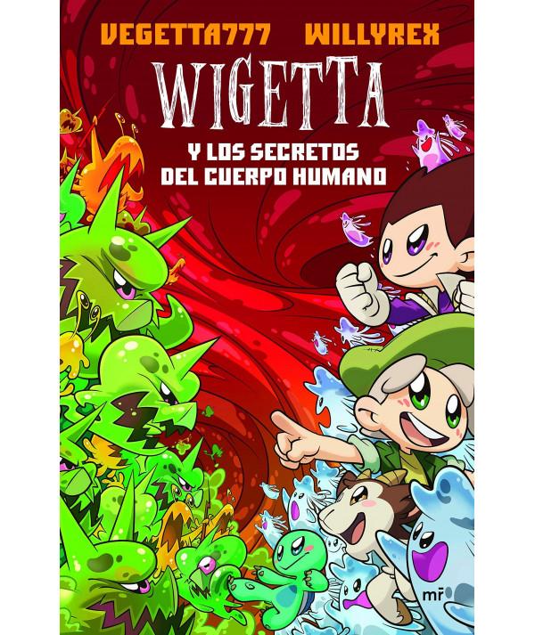 WIGETTA Y LOS SECRETOS DEL CUERPO HUMANO Infantil