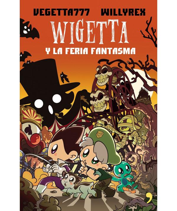 WIGETTA Y LA FERIA FANTASMA Infantil