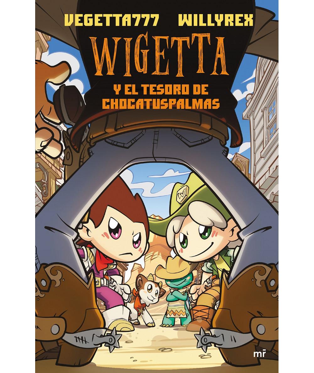 WIGETTA Y EL TESORO DE CHOCATUSPALMAS Infantil