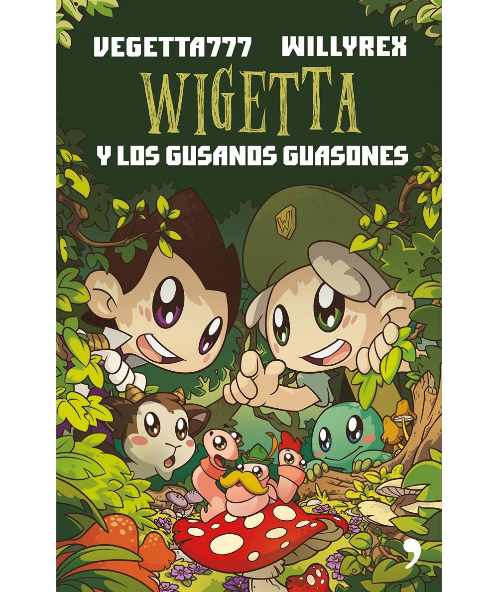 WIGETTA Y LOS GUSANOS GUASONES Infantil