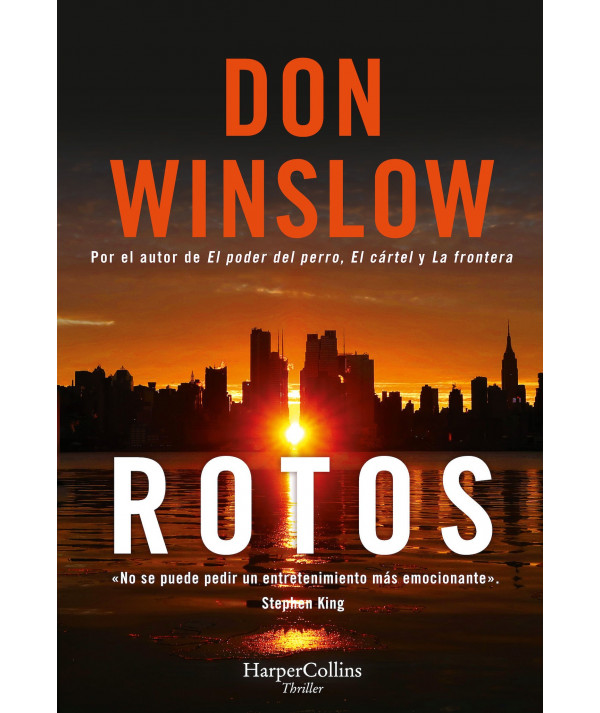 ROTOS. DON WINSLOW Fondo General