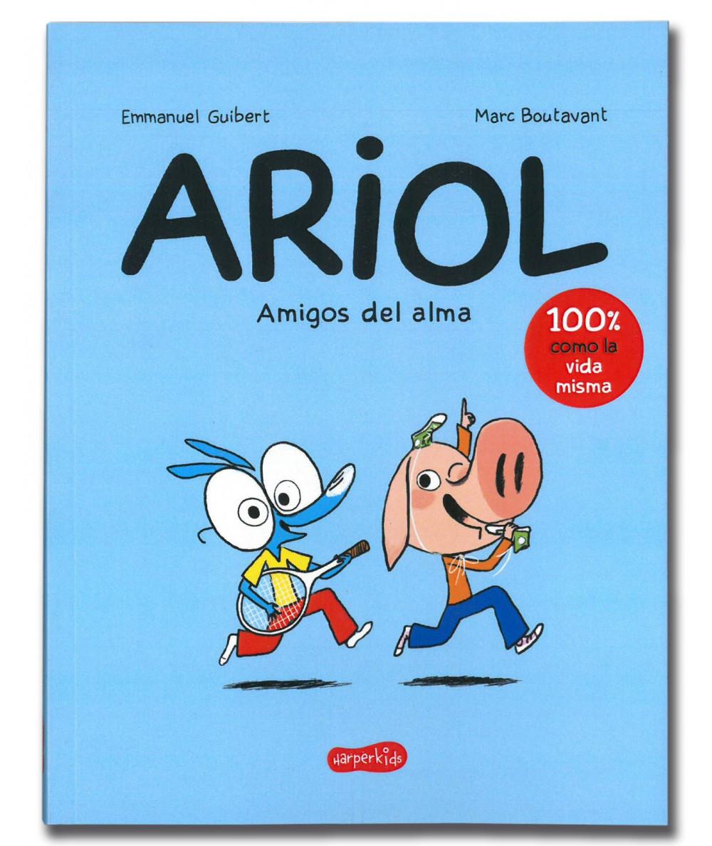 ARIOL. AMIGOS DEL ALMA Infantil