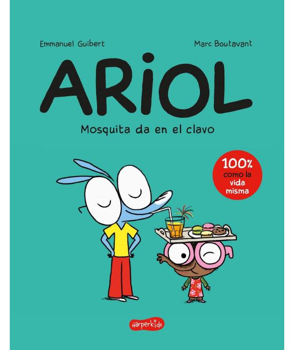 ARIOL. MOSQUITA DA EN EL CLAVO Infantil