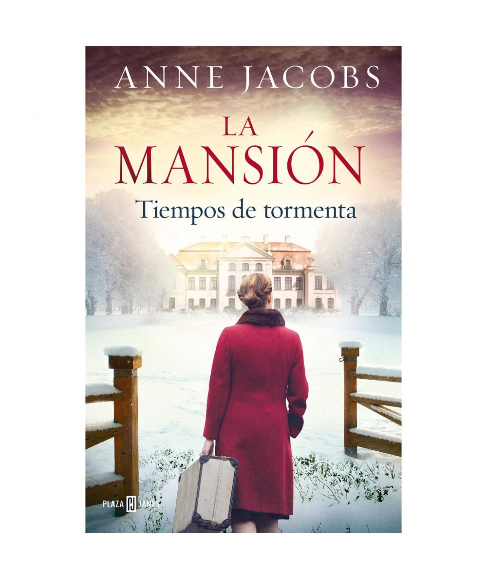 LA MANSION. TIEMPOS DE TORMENTA. ANNE JACOBS Fondo General