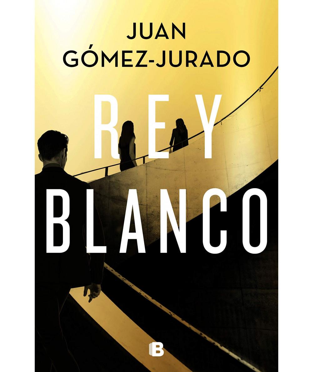 REY BLANCO. JUAN GOMEZ JURADO Novedades