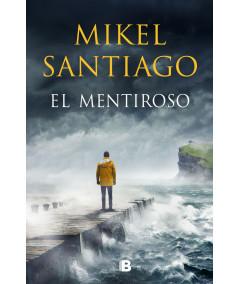 EL MENTIROSO. MIKEL SANTIAGO Fondo General