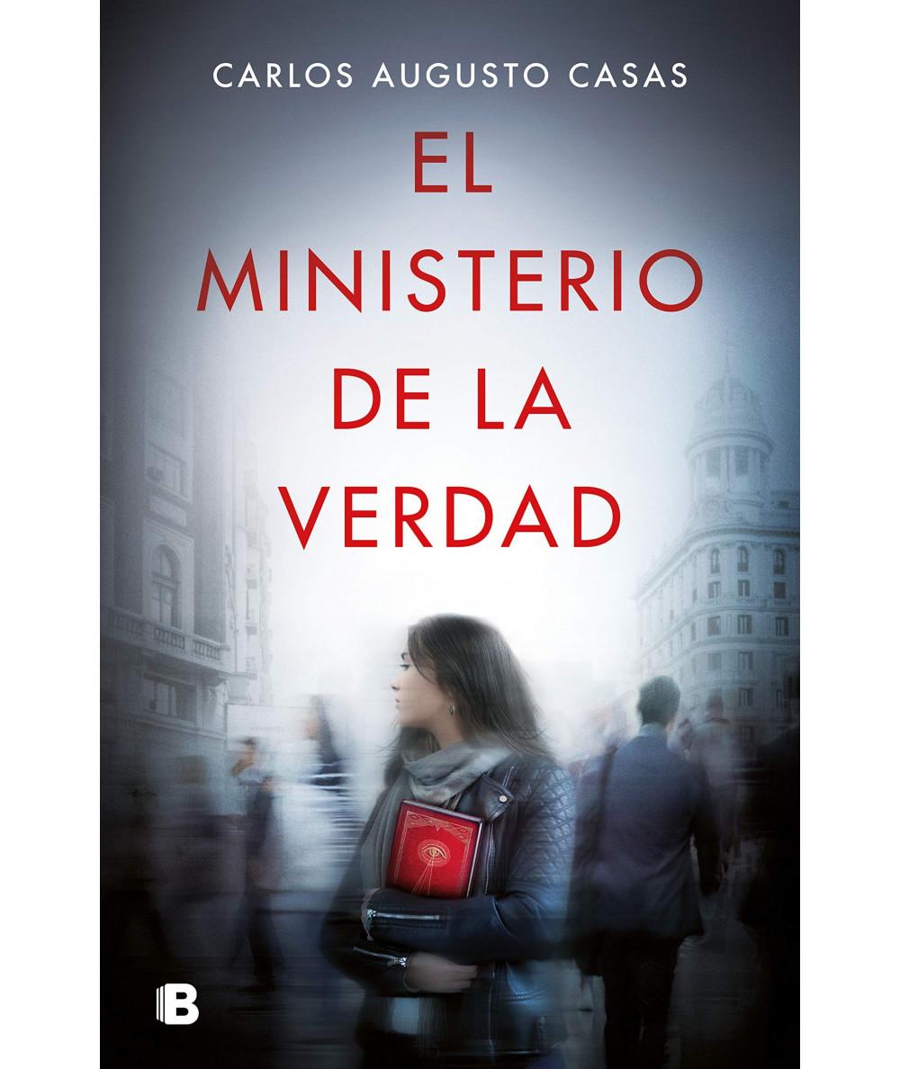 EL MISTERIO DE LA VERDAD. CARLOS AUGUSTO CASAS Novedades