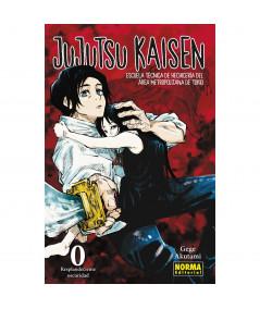JUJUTSU KAISEN 0. TOKYO Comic y Manga