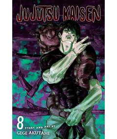 JUJUTSU KAISEN 8 Comic y Manga